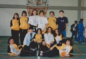 1995 Finali Nazionali PGS  TARANTO