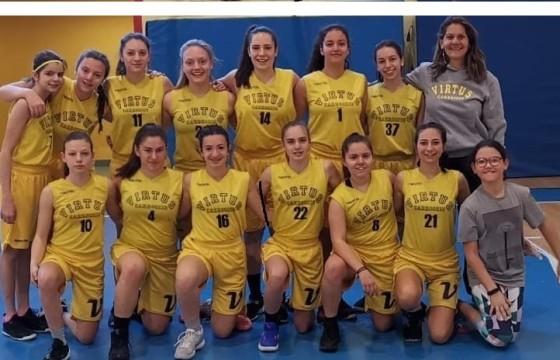 2018-19 Under 16 femminile Padova-Torneo