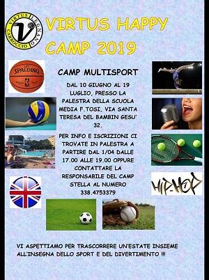 2019 Happy Camp